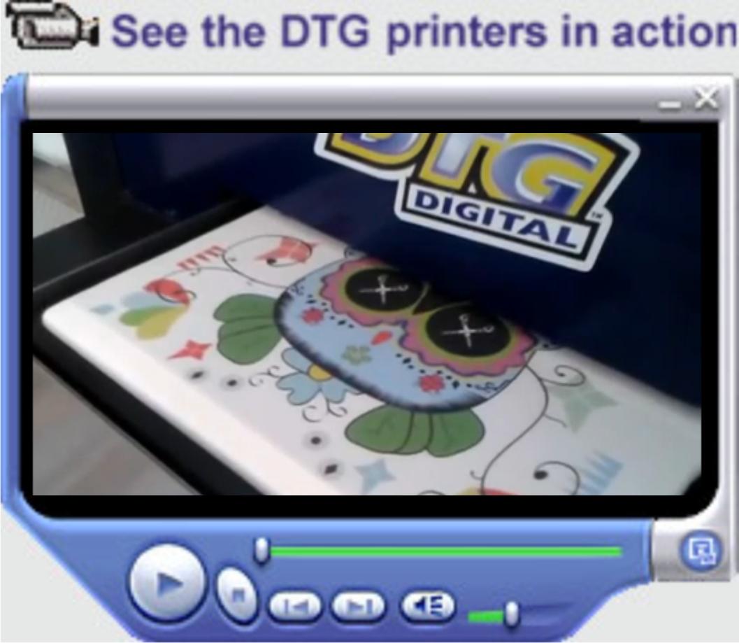 DTG print 2